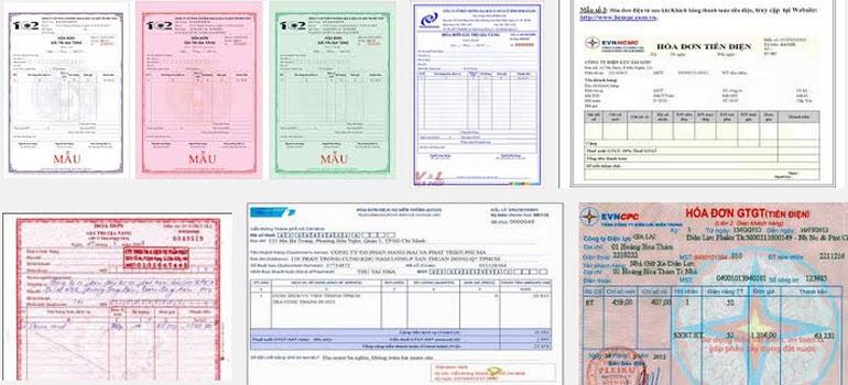 in hóa đơn các quận hcm