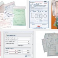 In hóa đơn tài chính