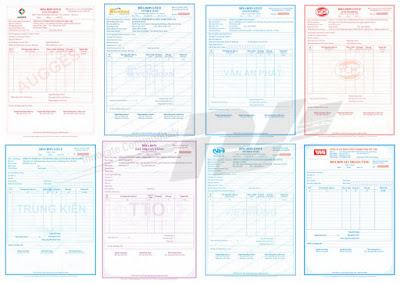In hóa đơn gtgt cho doanh nghiệp vận tải ở đâu?